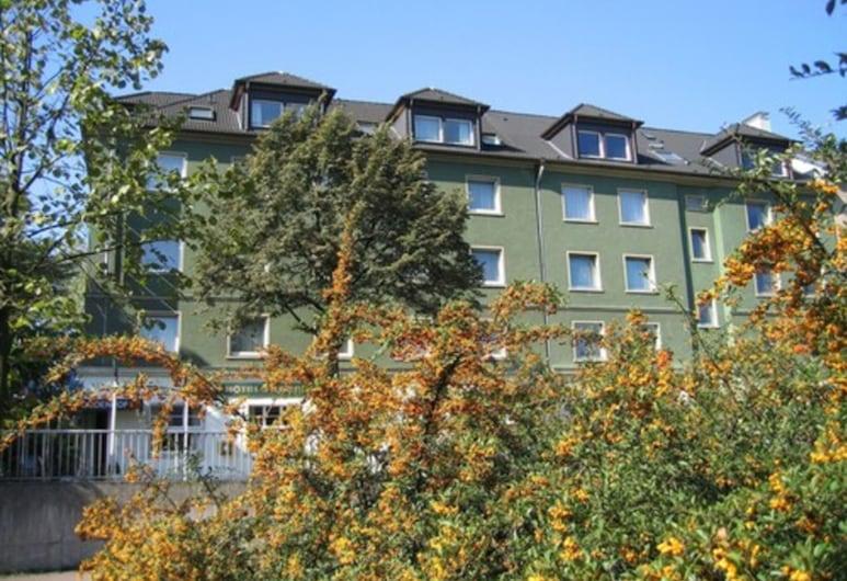 Hotel Gildenhof - An den Westfalenhallen Dortmund, Dortmund, Hotel Front