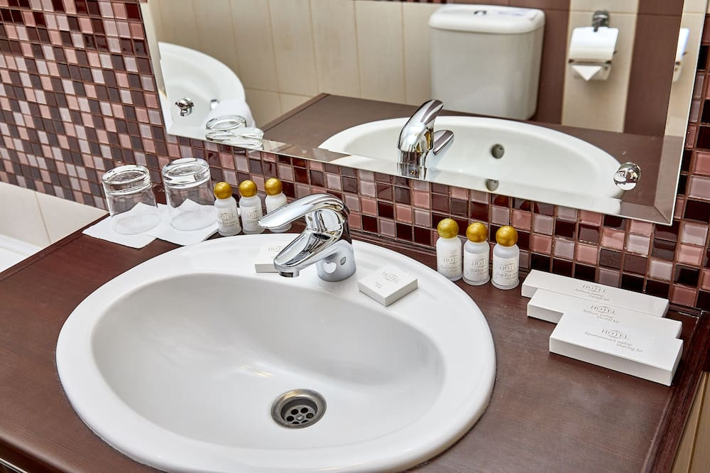 Luxury-huone - Kylpyhuone