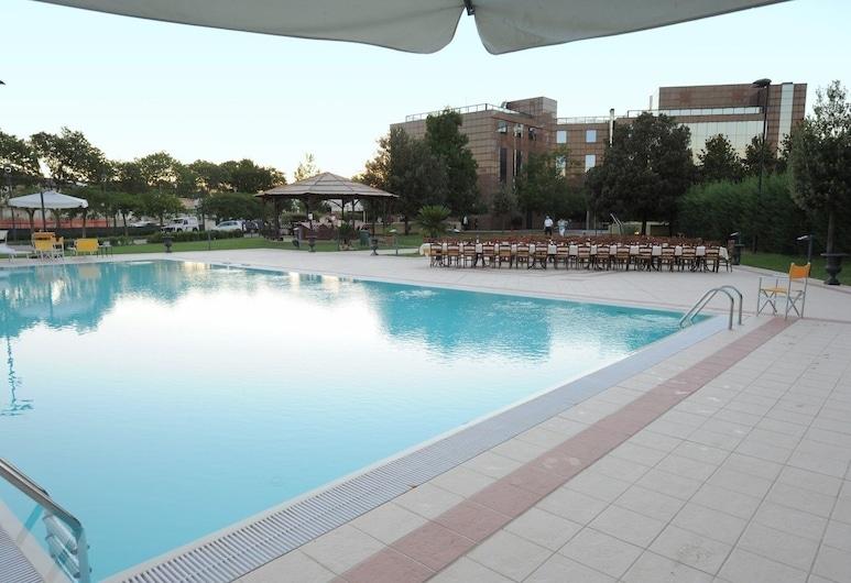 Park Hotel Ripaverde, Borgo San Lorenzo, Outdoor Pool