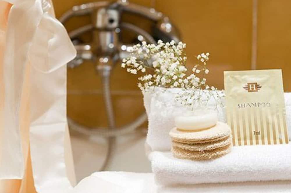 Camera quadrupla - Dotazioni del bagno