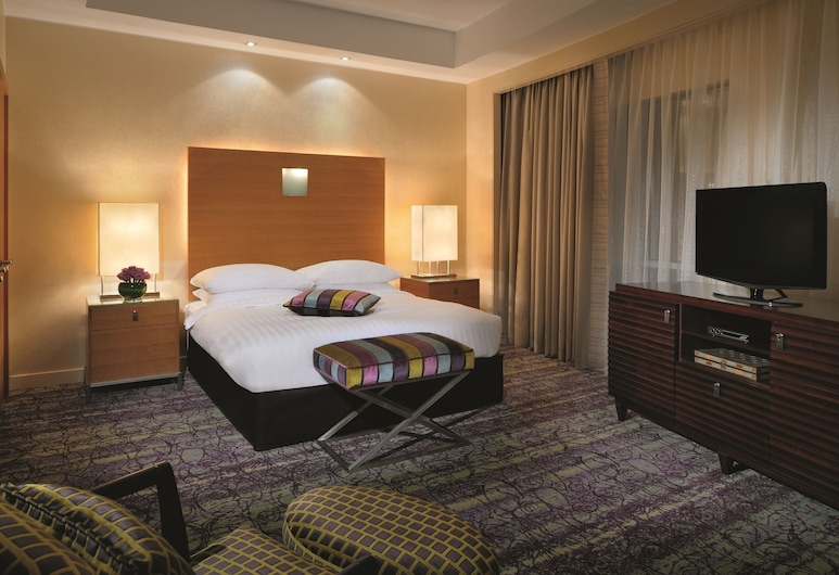 Movenpick Hotel West Bay Doha, Doha, Executive King, Bilik Tamu