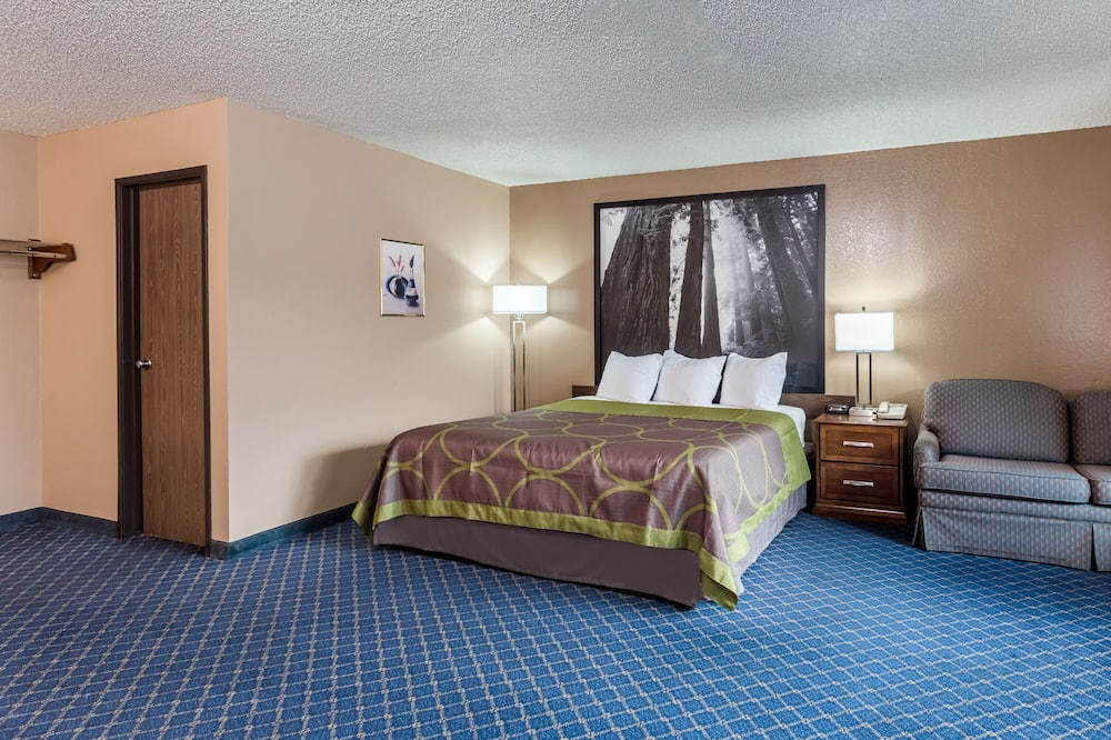 Номер, 1 двуспальная кровать «Кинг-сайз» - Номер
