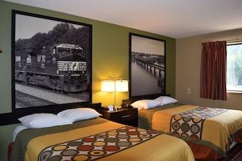 伯明罕霍姆伍德伯明罕區溫德姆速 8 飯店的相片