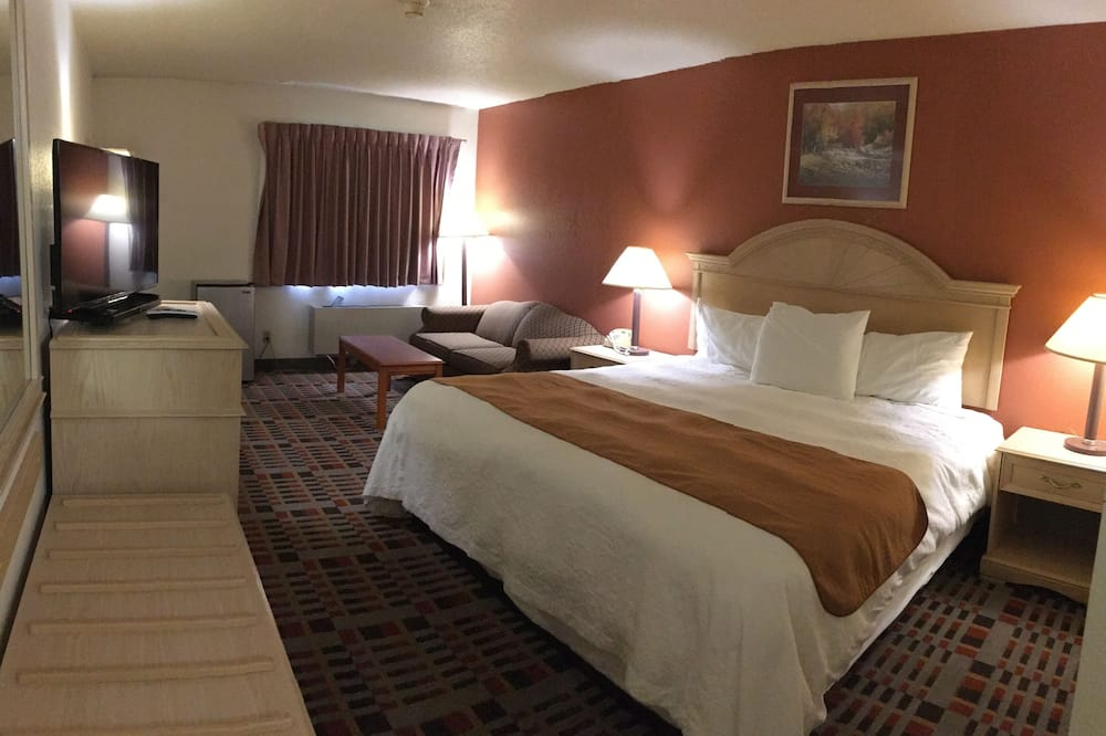 ルーム キングベッド 1 台 - 客室