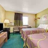 Habitación doble, 2 camas dobles, para fumadores - Habitación
