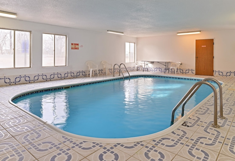 Americas Best Value Inn Beardstown, Beardstown, Kapalı Yüzme Havuzu