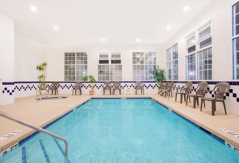 SureStay Hotel by Best Western North Myrtle Beach, Pantai North Myrtle , Kolam Tertutup