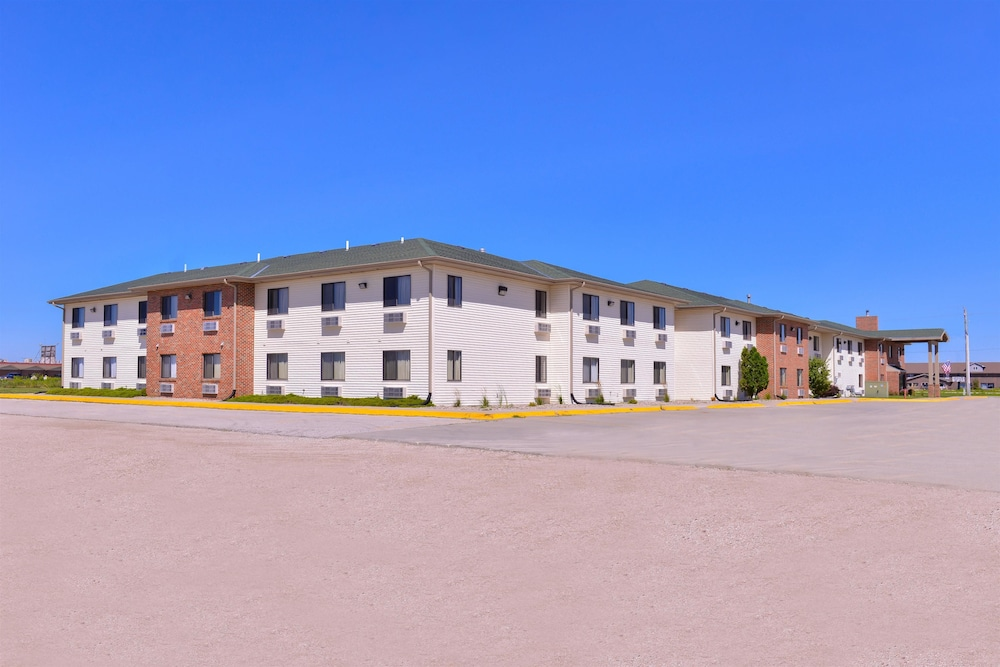 Americas Best Value Inn Missouri Valley Hotel Front