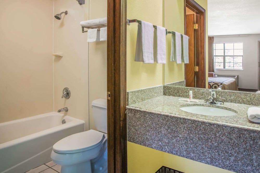 Стандартний номер, 1 ліжко «квін-сайз» - Ванна кімната