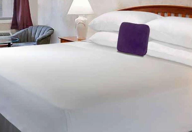 Knights Inn & Suites Dublin, Dublin, Pokój, Łóżko king, przystosowanie dla niepełnosprawnych, dla niepalących, Pokój