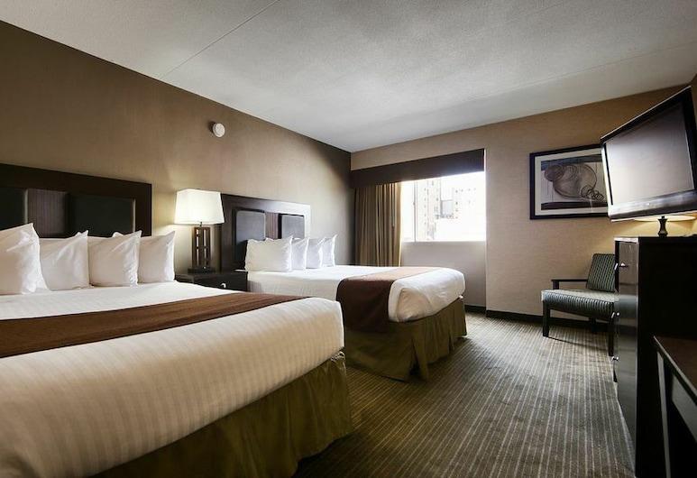 Quality Inn & Suites, Charleston, Standarta divvietīgs numurs, 2 divguļamās karalienes gultas, Viesu numurs