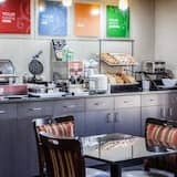 Área para desayunar
