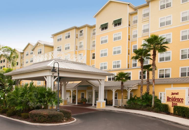 奧蘭多海洋世界萬豪居家飯店, 奧蘭多
