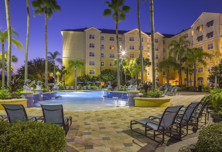 Residence Inn by Marriott Orlando at SeaWorld, Orlando, Kolam Renang Luar Ruangan