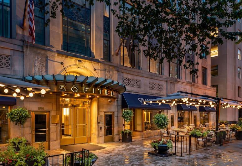 Sofitel Washington DC Lafayette Square, Washington, Façade de l'hôtel - Soir/Nuit