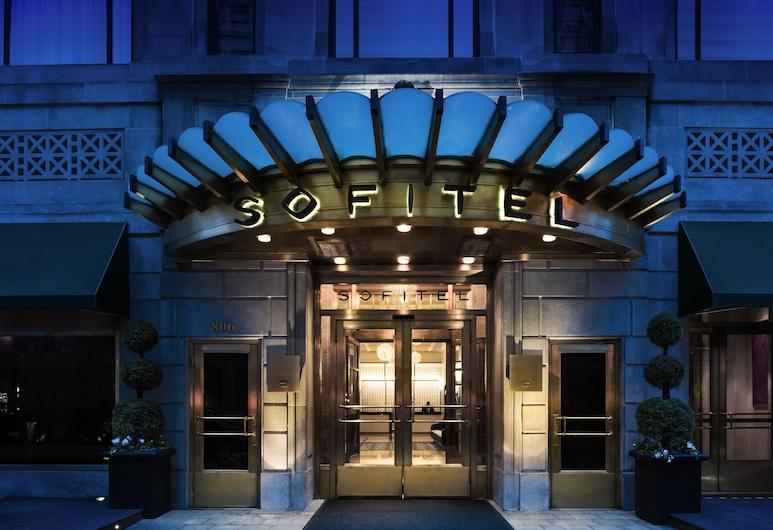 Sofitel Washington DC Lafayette Square, Washington, Hotellets front – kveld/natt