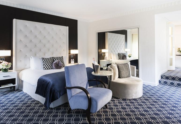 Sofitel Washington DC Lafayette Square, Washington, Suite, 1 Bedroom, City View, Guest Room