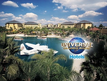 Mynd af Universal's Loews Royal Pacific Resort í Orlando