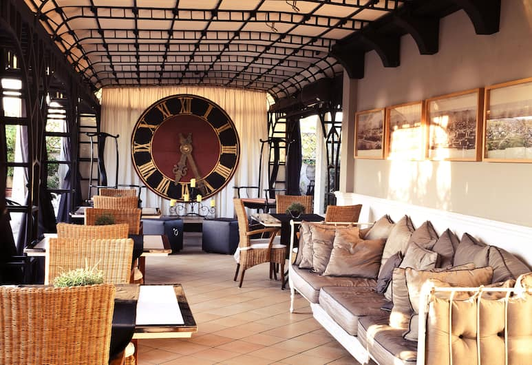 Hotel Isa, Rome, Hotel Bar