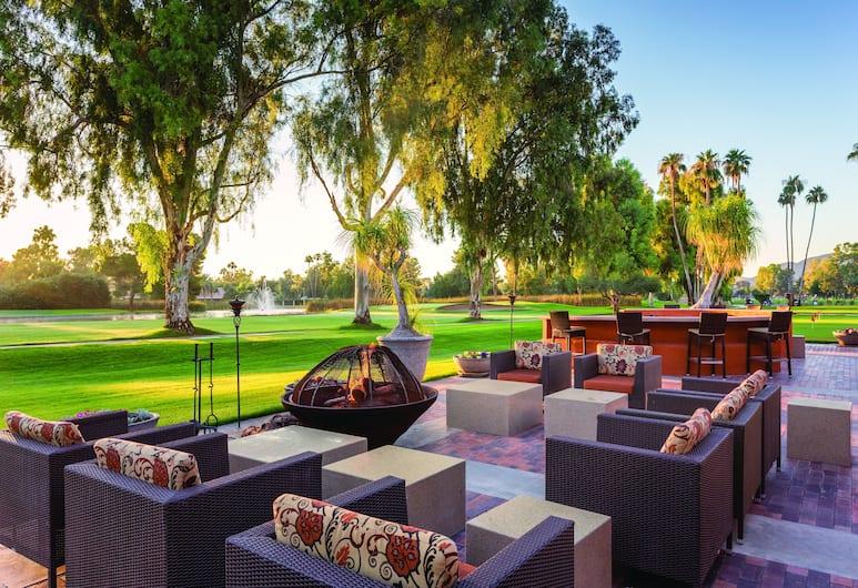 Orange Tree Resort, Scottsdale, Teres/Laman Dalam
