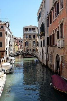 在威尼斯的科尔塔洛坎达酒店照片