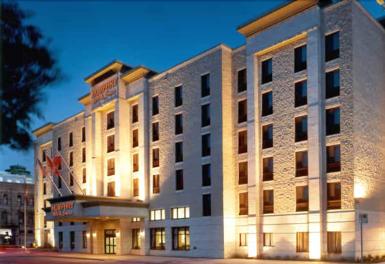 Humphry Inn & Suites, Winnipeg, Parco della struttura