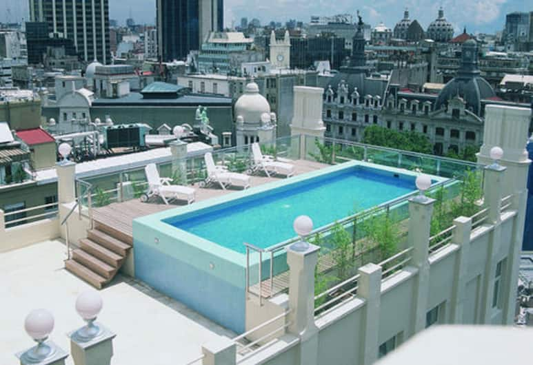 NH City Buenos Aires, Buenos Aires, Pool