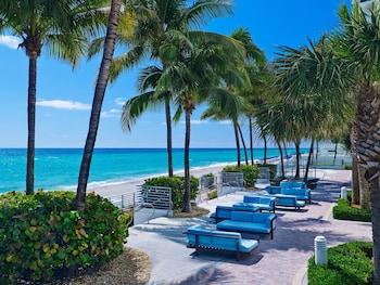 好萊塢好萊塢外交官海灘渡假村 - 希爾頓 Curio 精選系列的相片
