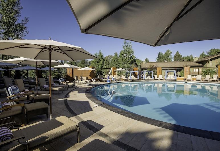 Sun Valley Resort, Sun Valley, Útilaug