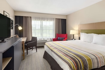 Mynd af Country Inn & Suites by Radisson, Jackson-Airport, MS í Pearl