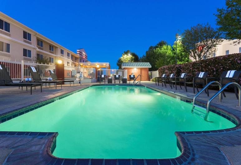 Fairfield Inn & Suites Odessa, Odessa, Basen