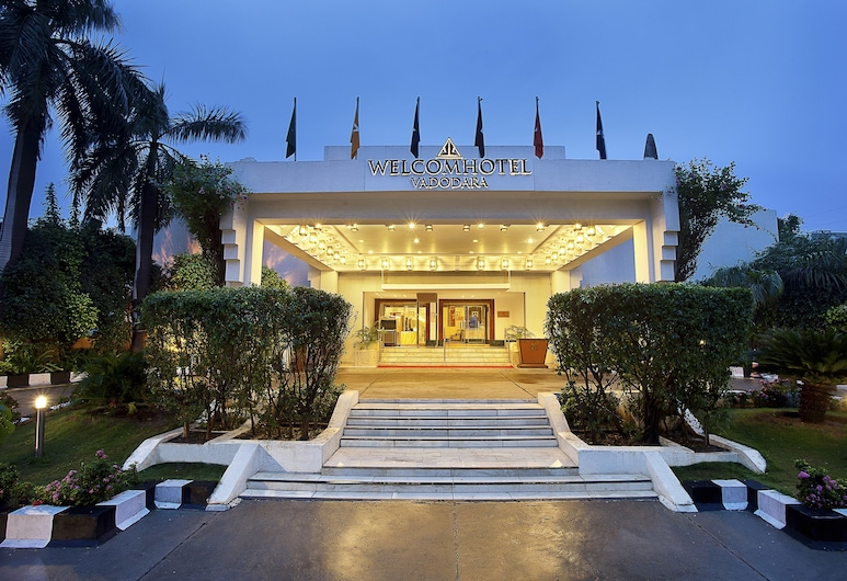 Welcomhotel Vadodara - ITC Hotels Group, Vadodara, Extérieur
