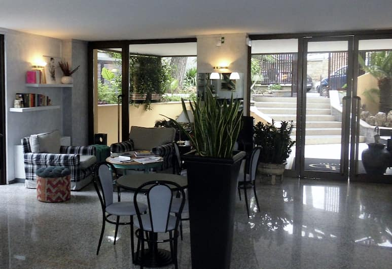 Hotel Desiderio, Rome, Hotelbar