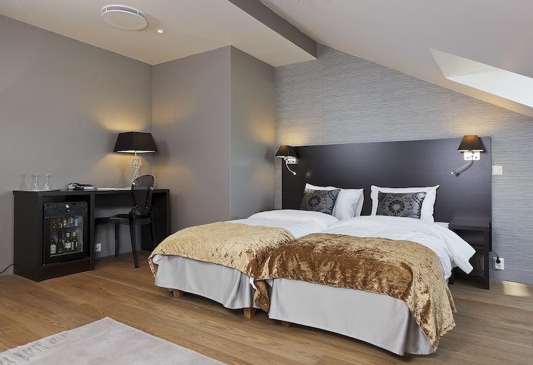 Saga Hotel Oslo, Oslo, Dobbeltrom – standard, Gjesterom