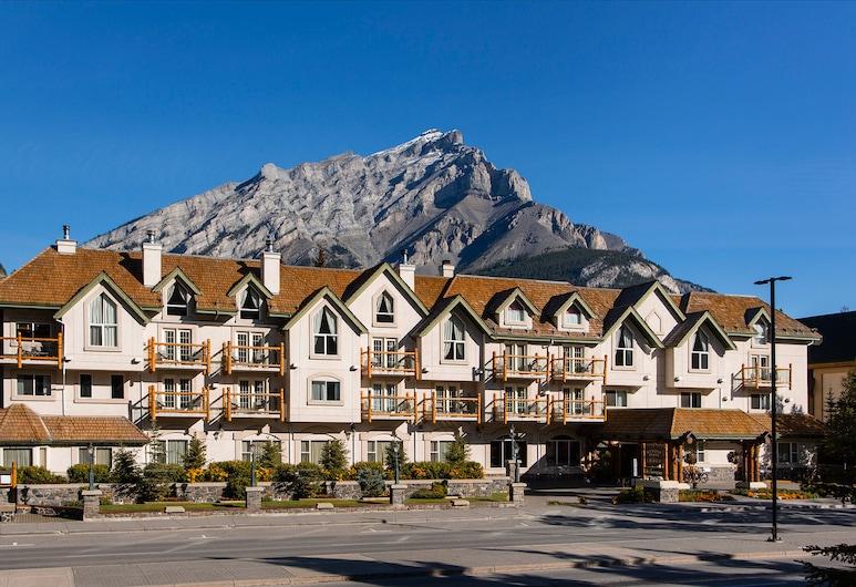 Rundlestone Lodge, Banff, Pročelje hotela