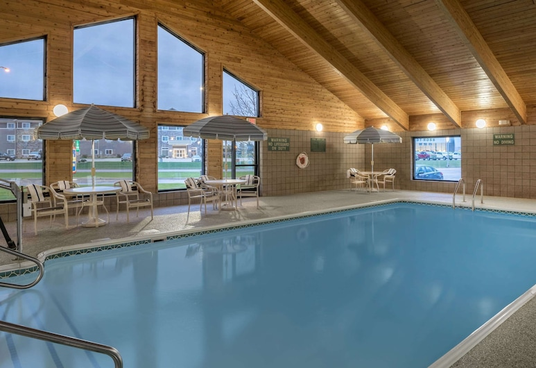 AmericInn by Wyndham Valley City - Conference Center, Valley City, Baseins