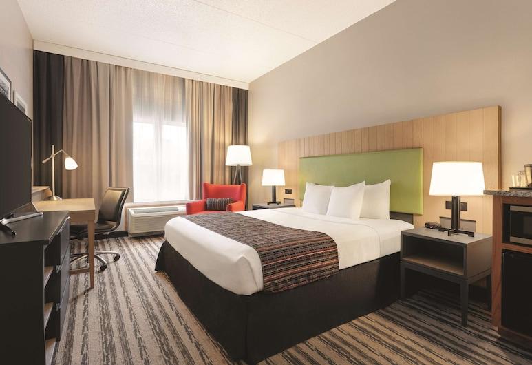 Country Inn & Suites by Radisson, Nashville Airport East, TN, Našvila, Viesu numurs
