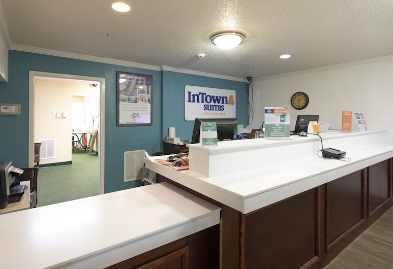 InTown Suites Extended Stay Marietta GA – Roswell Rd, Marietta, Réception