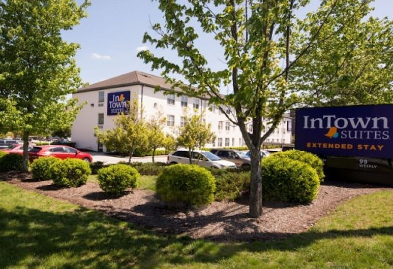 InTown Suites Extended Stay Greensboro Americhase, Grinsboras