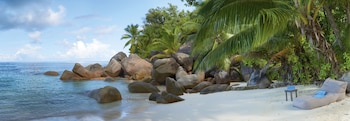 Fotografia hotela (Constance Lémuria Seychelles) v meste Praslin (ostrov)