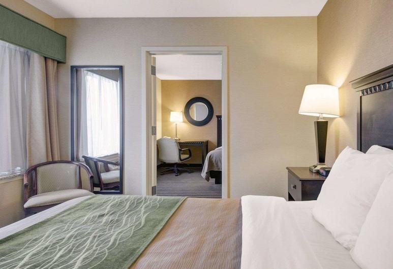 Comfort Inn Woburn, Woburn, Habitación estándar, 2 habitaciones, para no fumadores, Habitación
