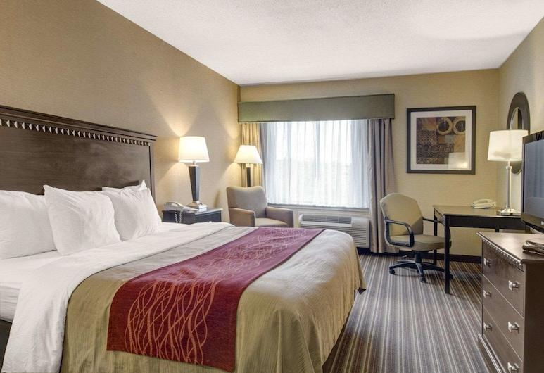 Comfort Inn Woburn, Woburn, Habitación estándar, 1 cama King size, para no fumadores, Habitación