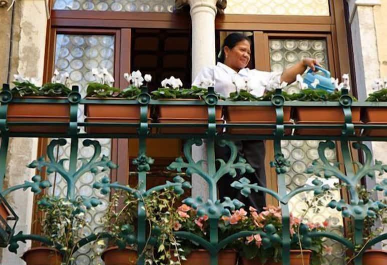 Hotel Torino, Venice, Terrace/Patio