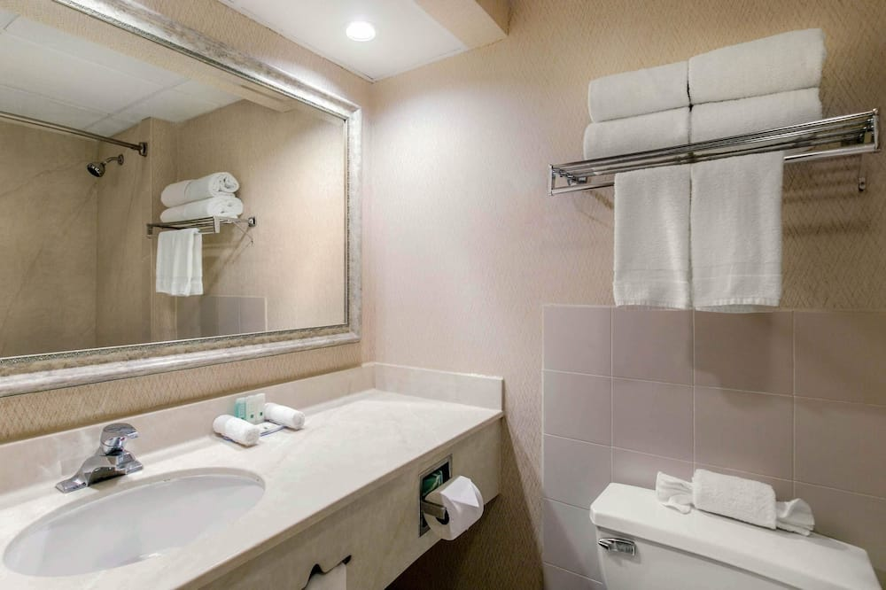 Standard Room, 2 Katil Kelamin (Double), Non Smoking - Bilik mandi