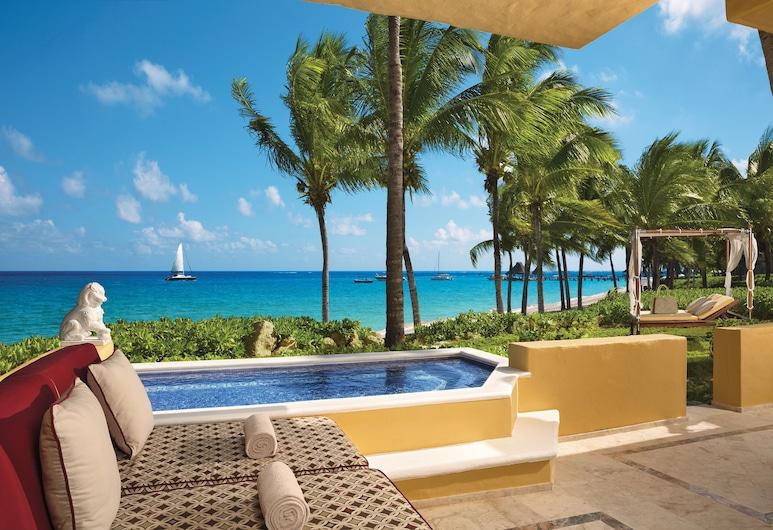 Zoetry Paraiso de la Bonita Riviera Maya, Puerto Morelos, Butler Ocean Front two Bedroom Governor Suite, Habitación
