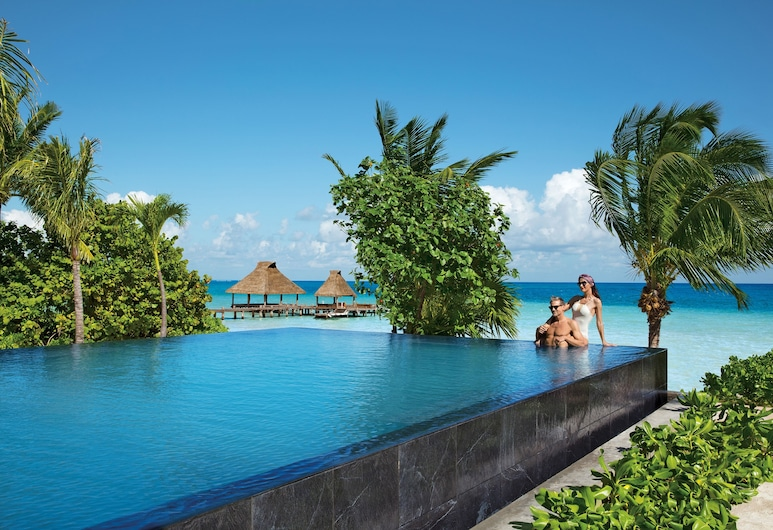 Zoetry Paraiso de la Bonita Riviera Maya - Optional All Inclusive, Пуерто-Морелос, Панорамний басейн