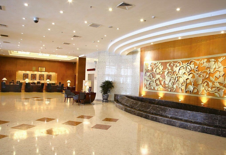 The North Garden Hotel, Beijing, Lobby