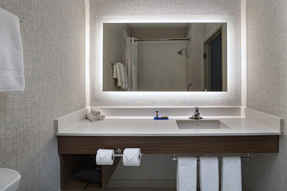 Σουίτα, 1 King Κρεβάτι (Extra Floor Space) - Μπάνιο