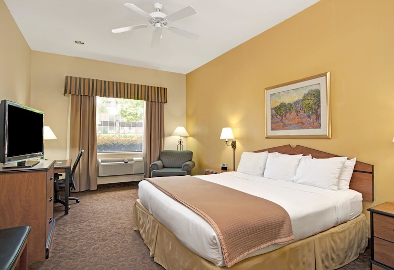 Wingate by Wyndham Houston Bush Intercontinental Airport IAH, Houston, Room, 1 King Bed, Non Smoking, Guest Room