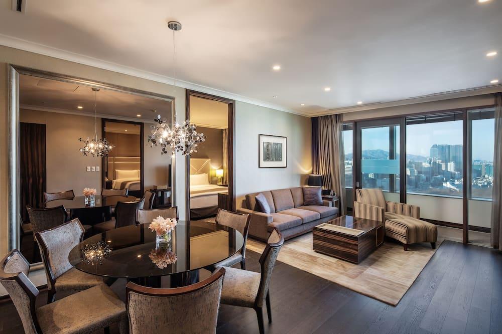 高級客房, 3 間臥室 - 客房
